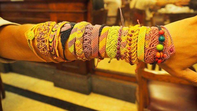 マクラメについて知りたい!南米で習得した編み物を新しい趣味として始めよう。